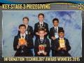2015 KS3 Prizegiving Poster ICT
