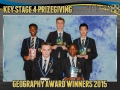 2015 KS4 Prizegiving Poster Geography